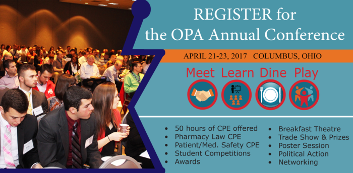 2017 OPA Annual Conference Slide