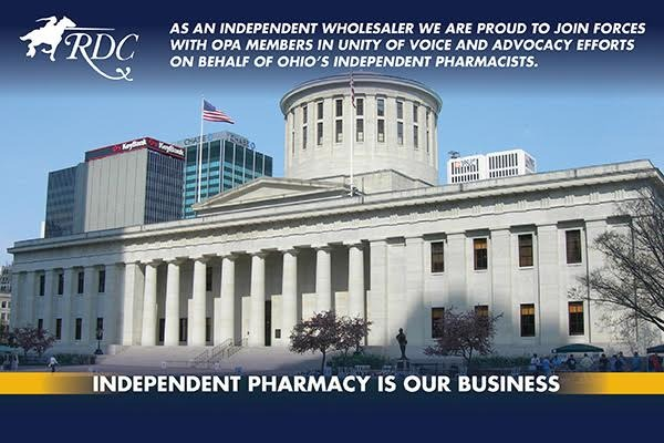OPA Legislative alerts supported by Rochester Drug Cooperative