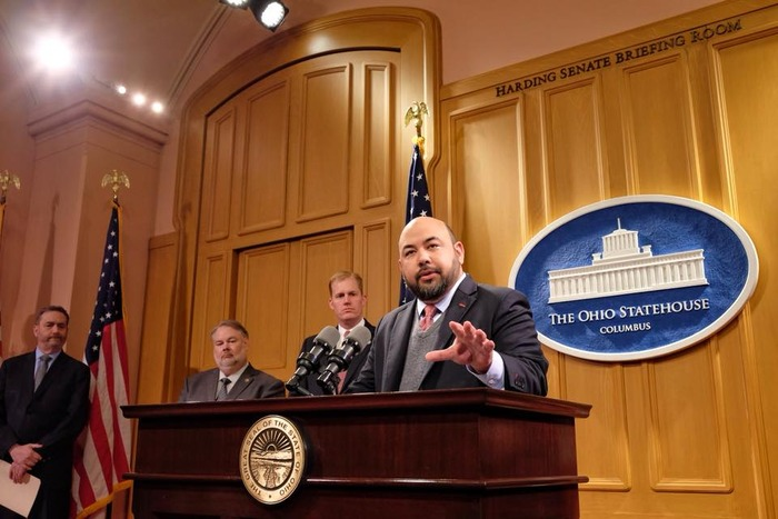 Ohio Speaker of the House Cliff Rosenberger discusses his push for PBM reform