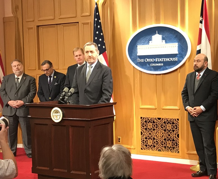 Ohio Auditor Dave Yost stresses the need for transparency in free markets