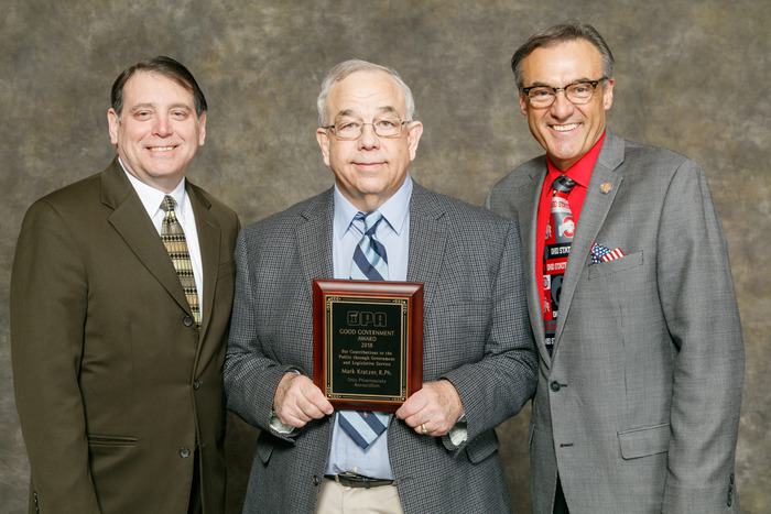 Mark Kratzer Good Government Award