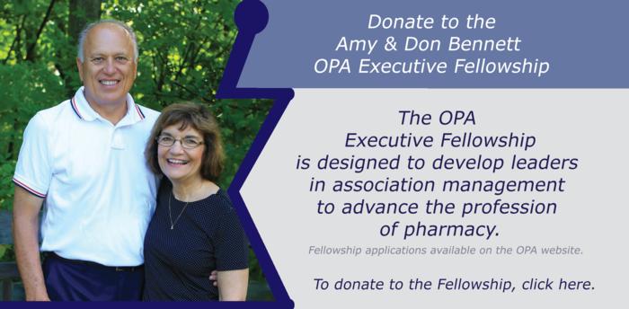 Don & Amy Bennett OPA Executive Fellowship