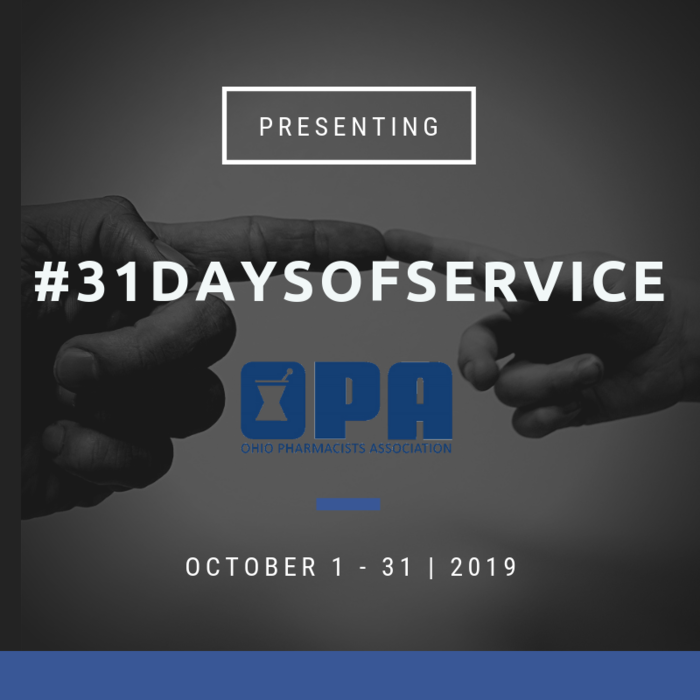 31 Days of Service