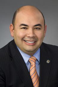 Speaker Cliff Rosenberger