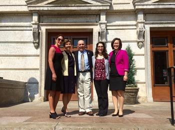 Houdeshell Family Gia Russo Alvarez Cathy Kuhn