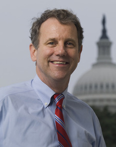 U S Senator Sherrod Brown
