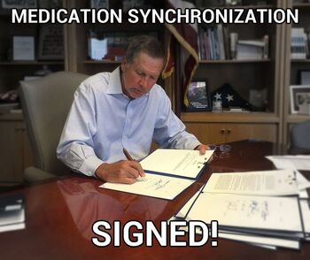 Governor John Kasich Signs Hb 116