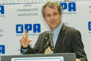 Senator Sherrod Brown at OPA Annual Conference