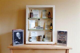 Carriage House Medicine Cabinet