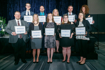 2018 UNDER 40 Honorees