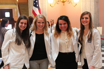 2014 Student Legislative Day - NEOMED