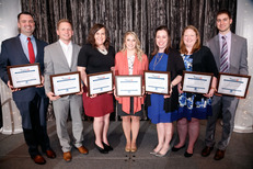 2019 UNDER 40 Honorees