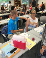 June 2012 Immunization Training Program - Injection Training