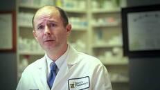 Dave Burke Pharmacist
